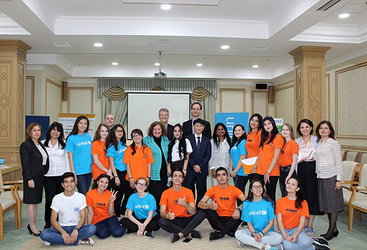 World Children's Day: Turkmenistan's #KidsTakeOver