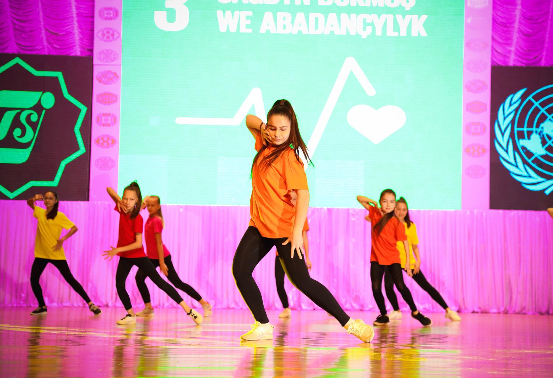 Dance Festival on the Sustainable Development Goals