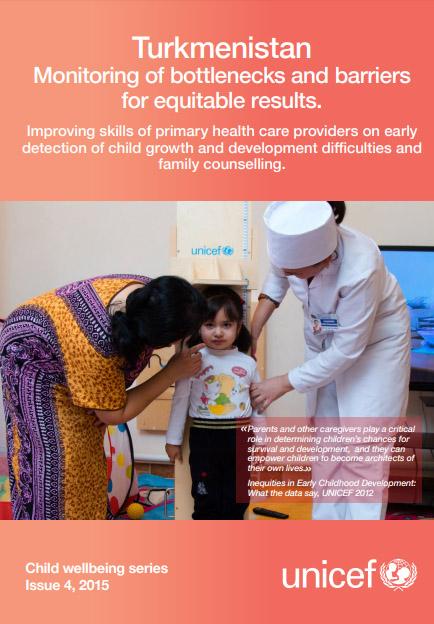 Child Wellbeing Series, issue 4