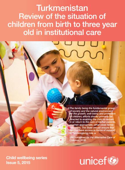 Child Wellbeing Series, issue 5