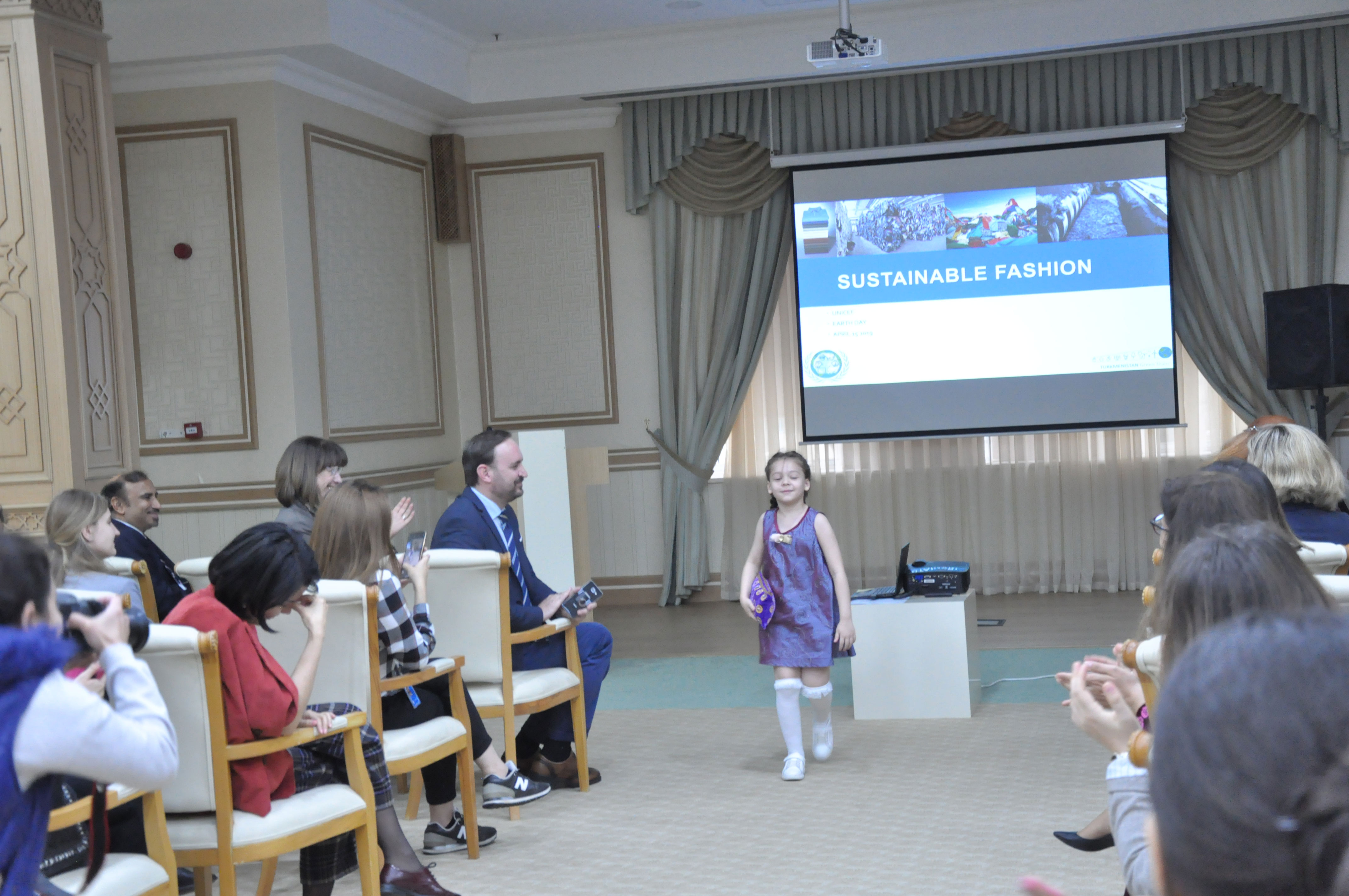 Sustainable Fashion-new way of thinking for UN Turkmenistan