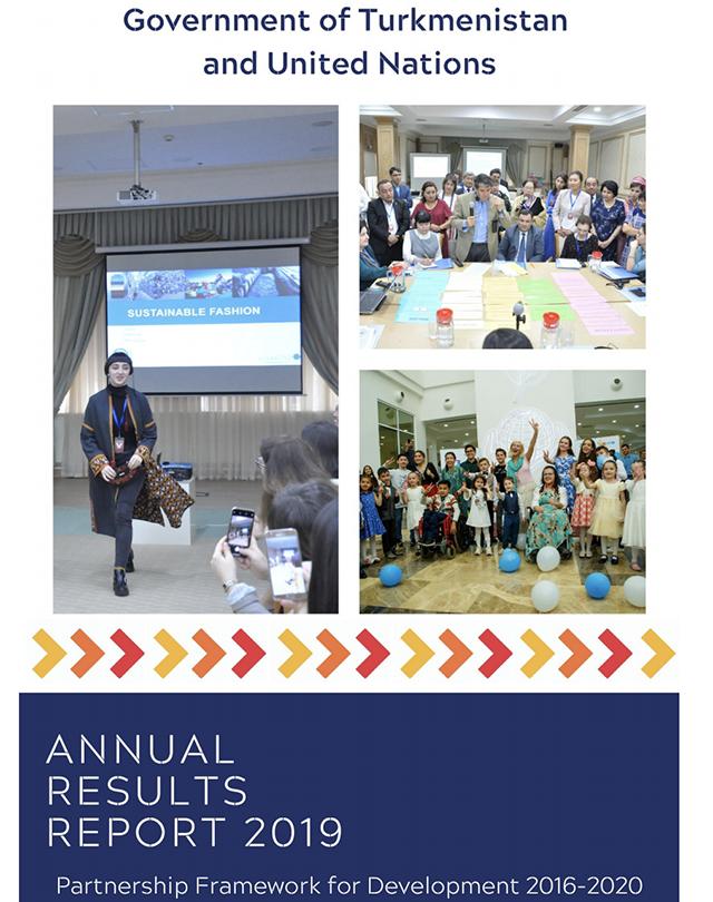 Отчет по Рамочной программе партнерства по развитию за 2019