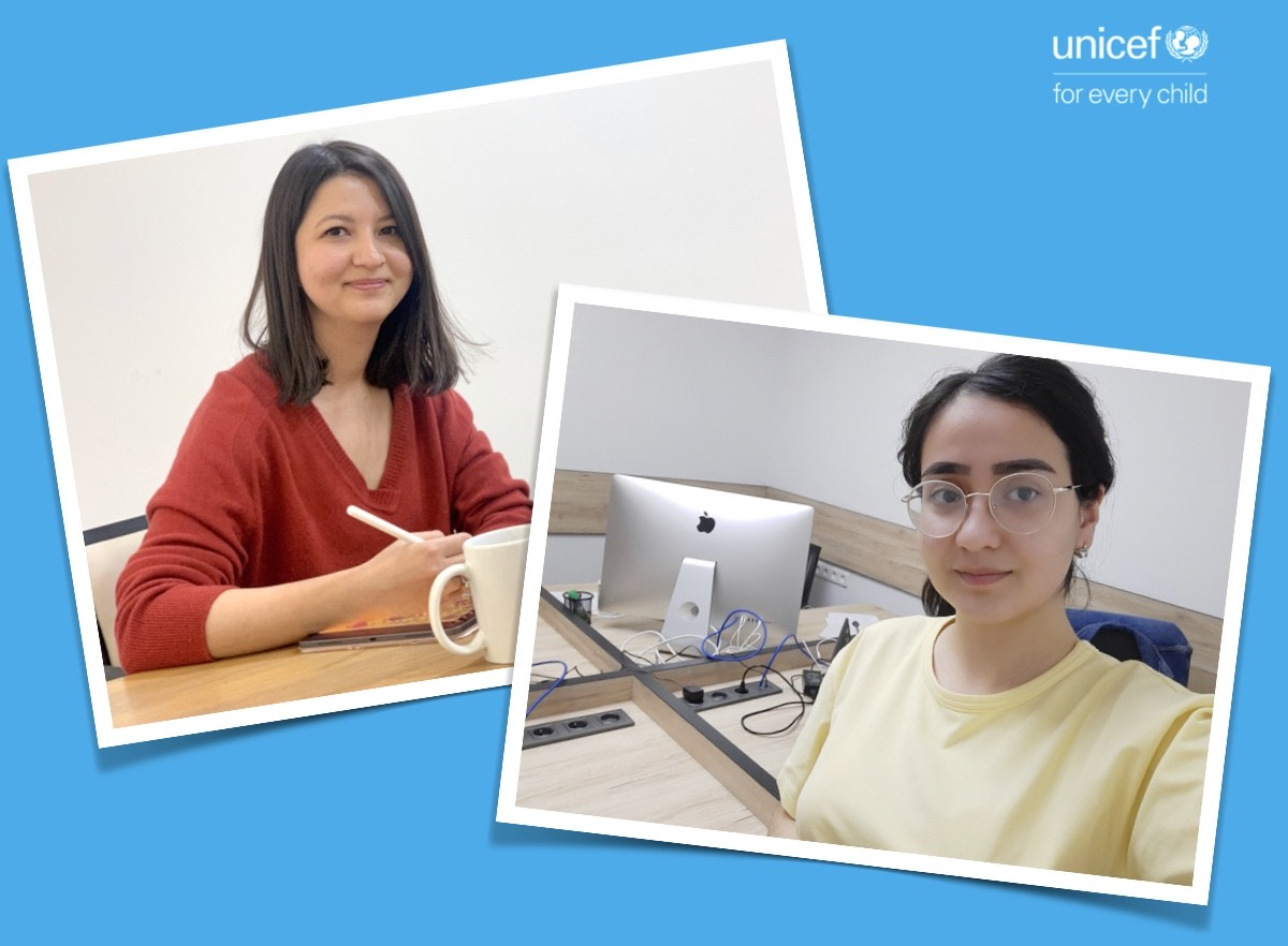 Mahri and Shirin on Challenging Gender Stereotypes in ICT in Turkmenistan